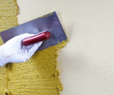 kak_sdelat_styazhku_okrashennoj_steni Как сделать стяжку окрашенной стены