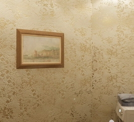 otdelka_vannoj_komnati_dekorativnoj_shtukaturkoj Отделка ванной комнаты декоративной штукатуркой