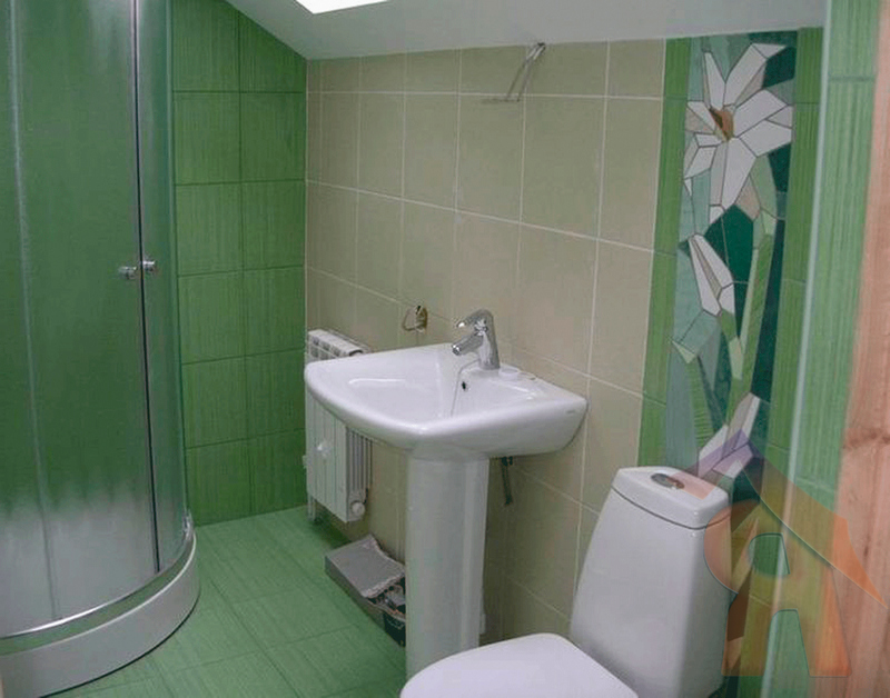 Ремонт ванной комнаты в хрущевке своими руками фото