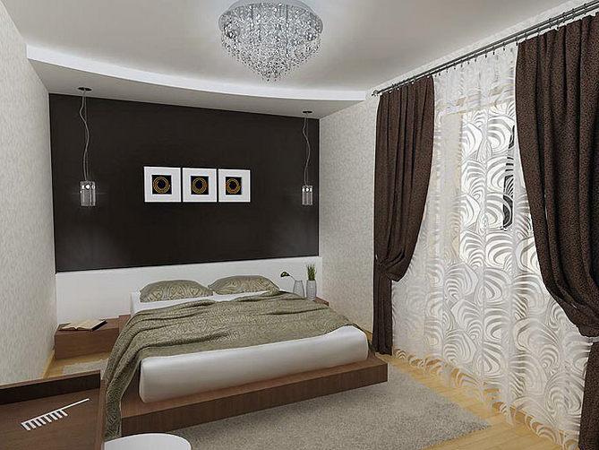 Дизайн ремонта спален