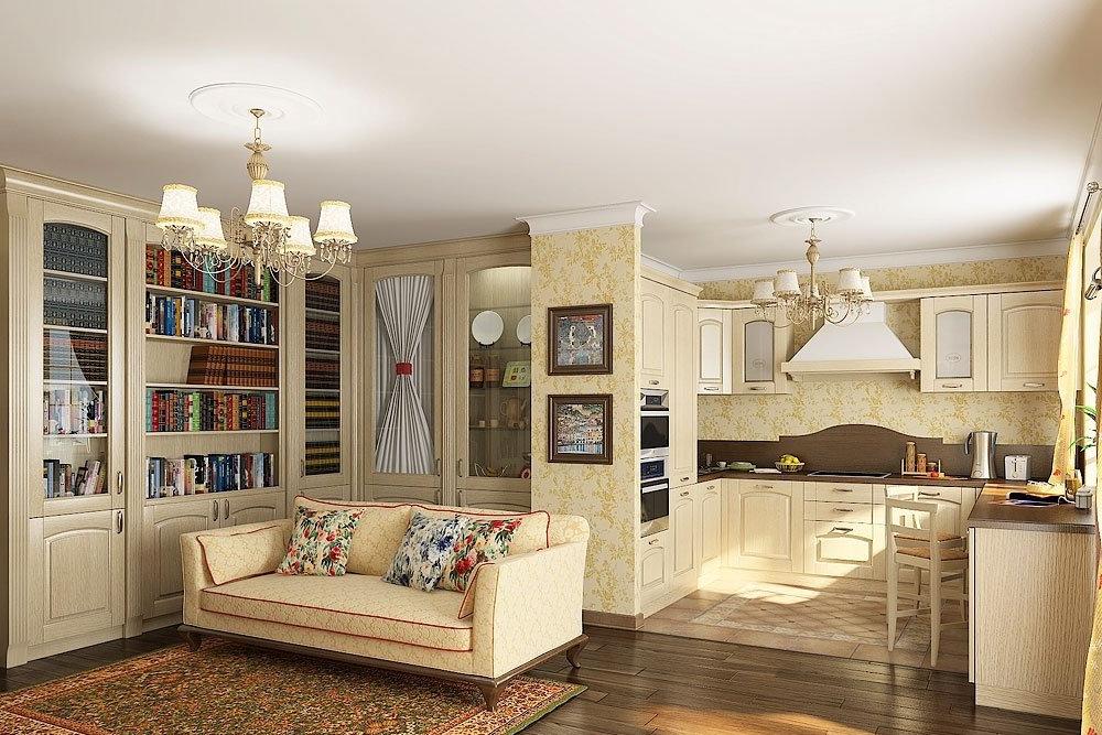 Какие идеи для ремонта гостиной можно