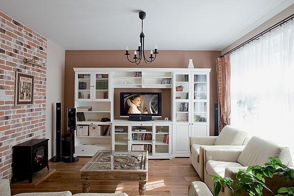 Дизайн гостиной комнаты (7 фото) — идеи интерьера