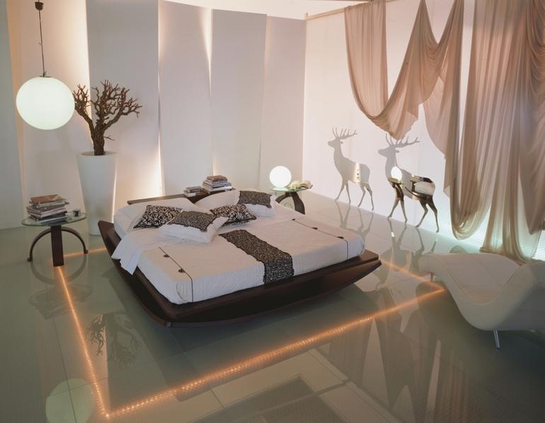 Хорошие идеи для ремонта спальни