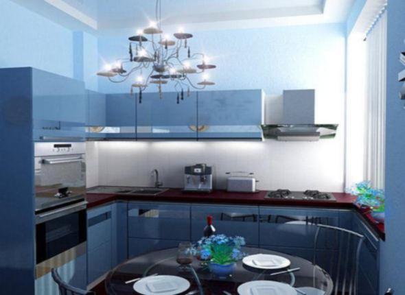 Фото кухня 9 м кухня 2249 фото дизайн
