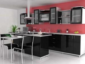 Современный ремонт кухни фото