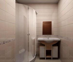Отделка ванной влагостойкими декорпанелями