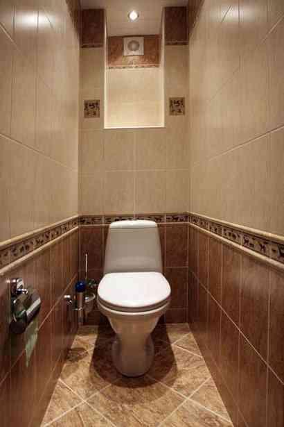 ремонт в туалете своими руками фото туалет маленький