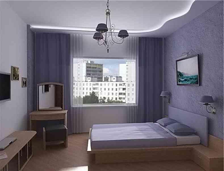 Фото дизайна спальни в хрущевках