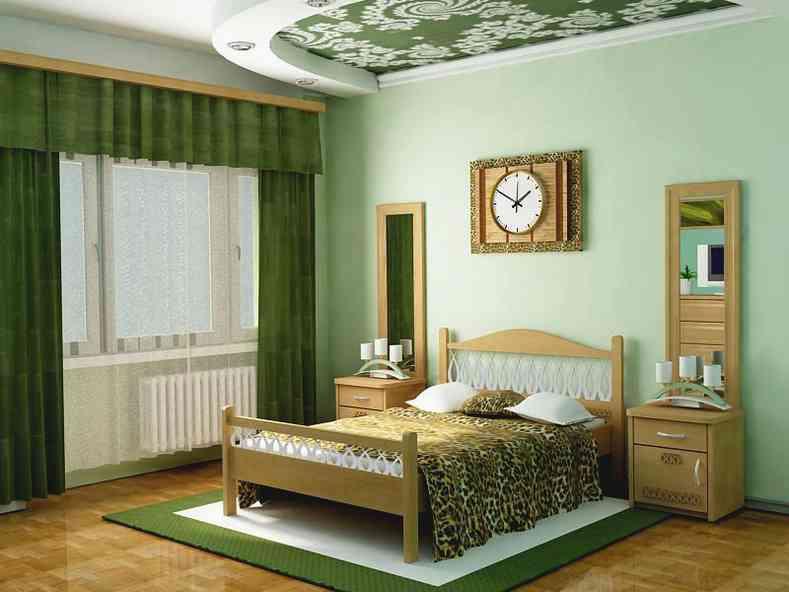 Дизайны спальни своими руками