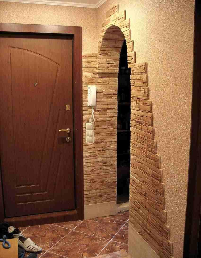 100 смелых идей дизайна маленькой прихожей и коридора на фото