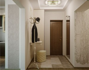 Свелые обои для коридора