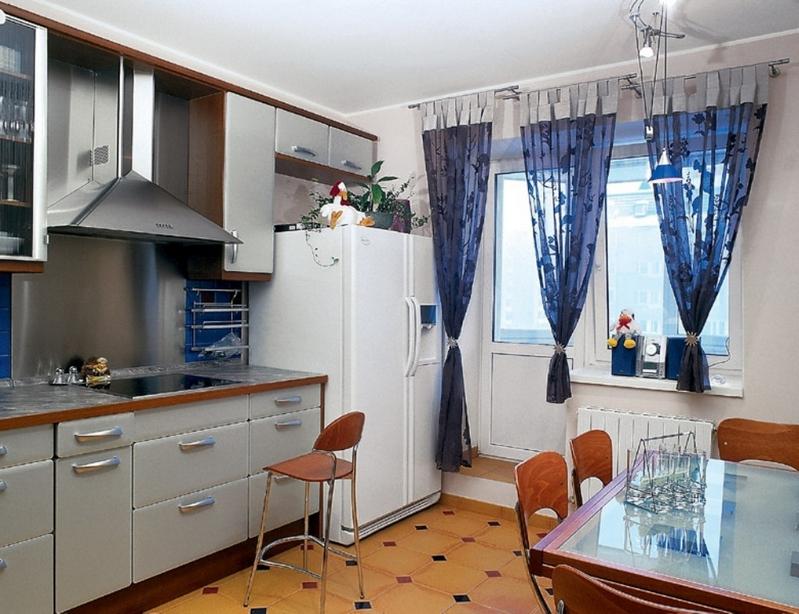 ремонт кухня своими руками фото