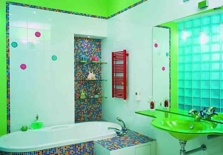 Плитка в ванной: варианты подбора дизайна Строительный портал