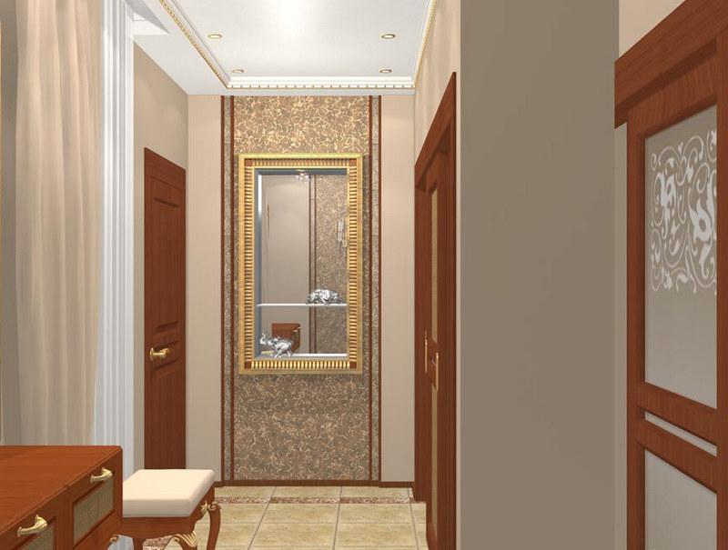 Дизайн маленьких прихожих и коридоров фото