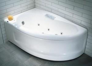 Асимметричные ванны фото
