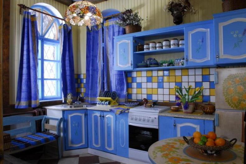 Дизайн кухни своими руками мастер класс 83