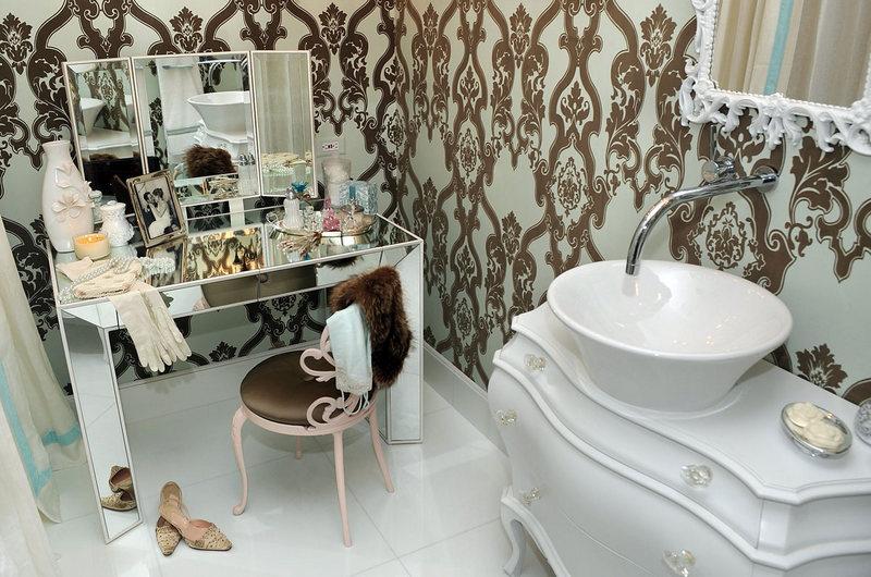 Декор ванных комнат