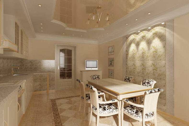 Кухни-столовая фото дизайн