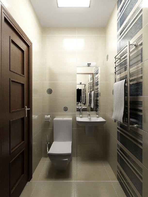 Дизайны освещения в туалете