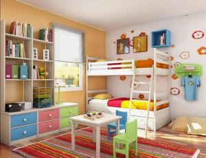 dizajn_detskoj_spalni-01-300x194 Строим дизайн детской спальни