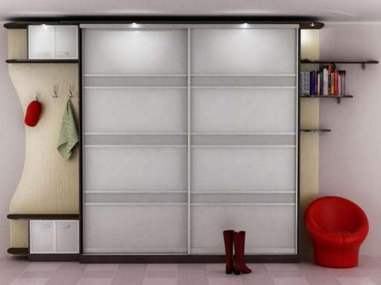 Двери для шкафа в прихожую своими руками