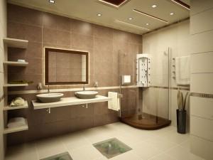 Вариант перепланировки ванной