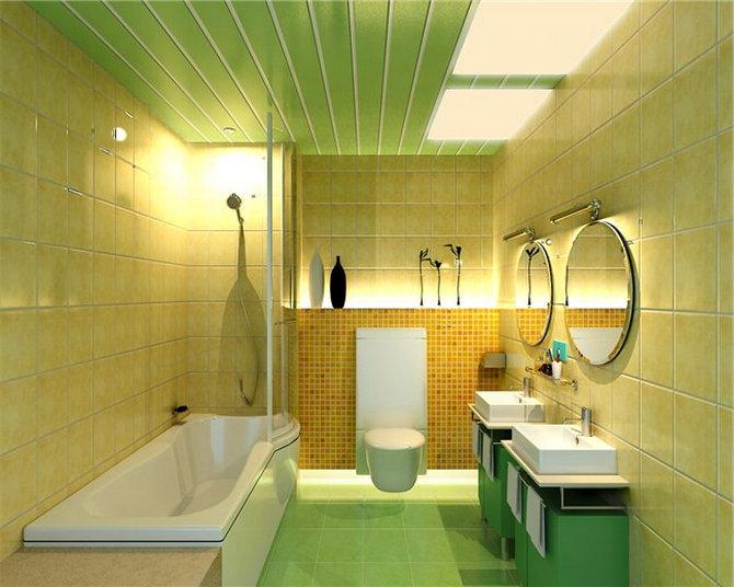 Дизайн комнаты из пластика