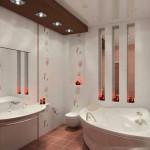Pokraska_vannoj_komnaty-01-300x197 Подготовка и покраска ванной комнаты
