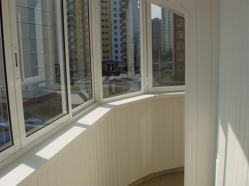 Виды остекления балконов - все о ремонте и интерьере.
