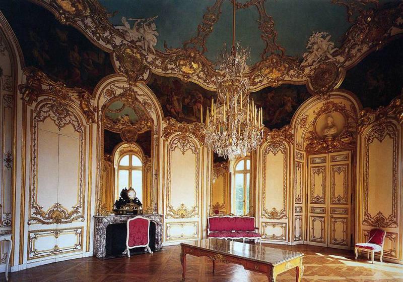 Картинки по запросу барокко в интерьере
