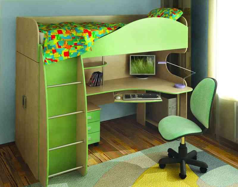 Мебель детская своими руками чертежи