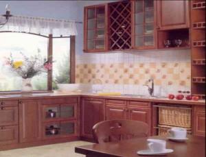 Укладка плитки на кухне фото