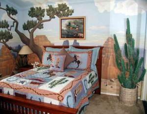 Планируем интерьер детской комнаты фото