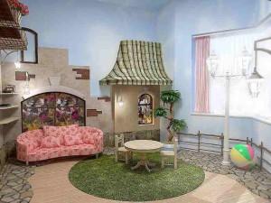 Декор детской комнаты с примерами