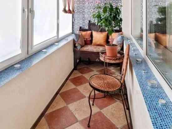Плитка для балкона: выбор и укладка.