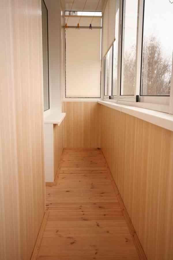Пол на балконе: секреты идеального покрытия.
