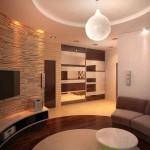 Steny_v_gostinoj-01-300x216 Стены в гостиной: стили и правила оформления