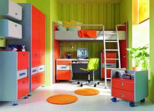 Как можно оформить детскую комнату фото