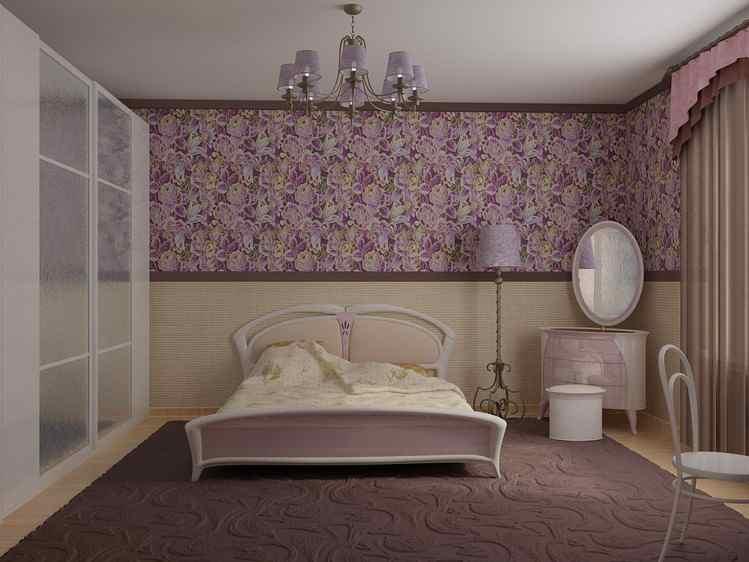 Простой дизайн спальни своими руками фото