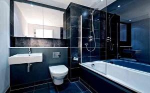 Вариант проекта ванной фото