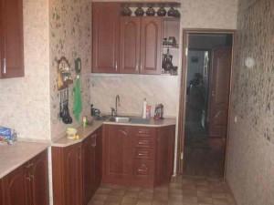 Пример отделки кухни фото