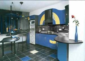 Способы отделки кухни фото