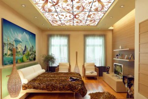 vitrazhnye-potolki-01-300x200 Обвораживающие витражные потолки