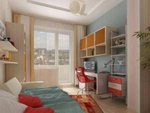 Planirovka_detskoj_komnaty-01-300x184 Планировка детской комнаты