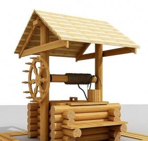 00048-300x287 Строительство домика на колодец