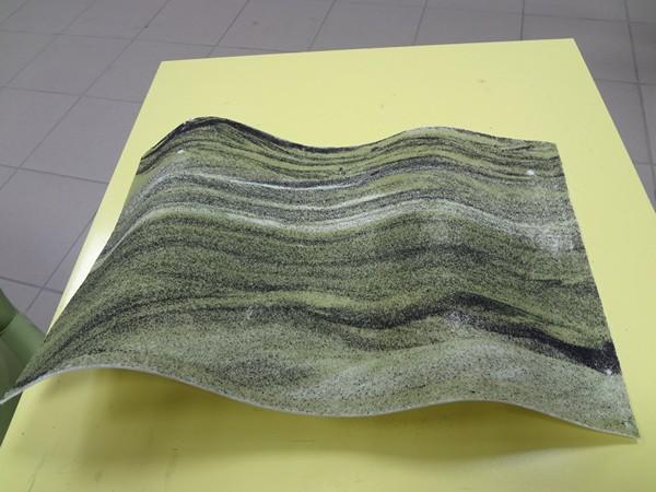 03 Как использовать гибкий камень во время ремонта
