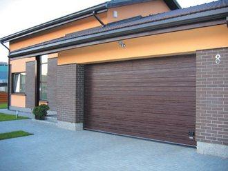 130 Ворота для гаража