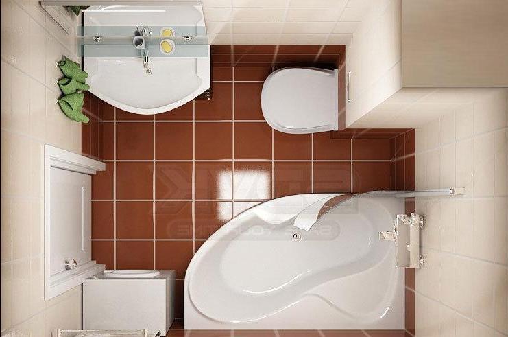 Ремонт ванны совмещенной в хрущевке своими руками
