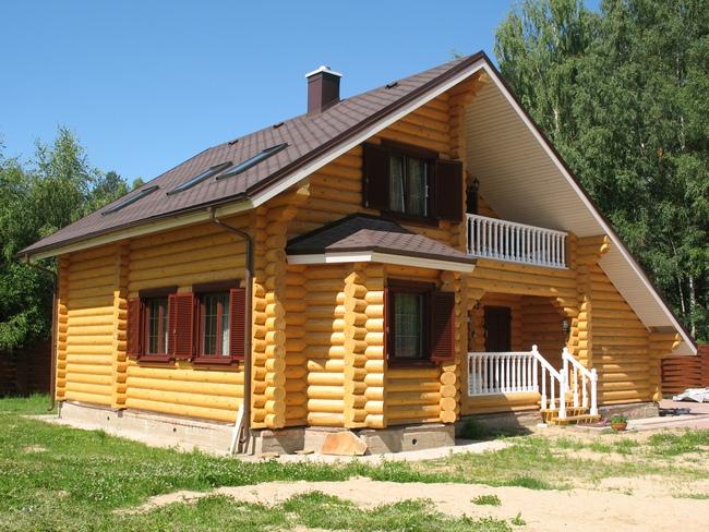 dom-iz-brevna-2-1 Частный дом: что и как?
