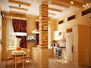 1-planirovki-kuhni-600x360 Косметический ремонт на кухне: советы и рекомендации